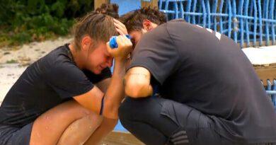 Survivor Nisa, oyun esnasında gözyaşlarına boğuldu: Yapamıyorum, gitmek istiyorum