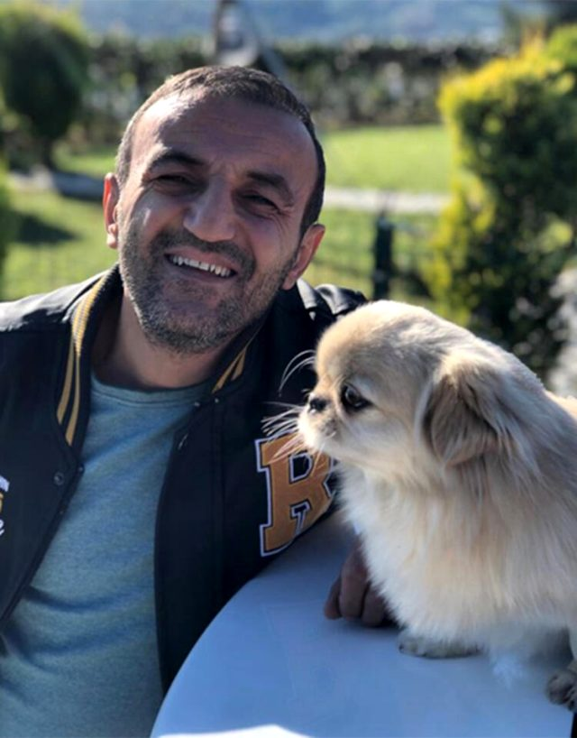 Köpeğinin öldüğünü bilmeyen Ersin Korkut'un sözleri herkesi duygulandırdı