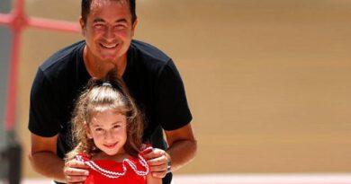 Acun Ilıcalı, kızı Melisa'yla TikTok videosu çekti, sevgilisinin hesabından paylaştı