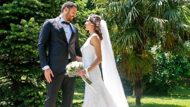 Eski Sörvayvır yarışmacısı Ezgi Avcı ve basketbolcu Nemanja Djurisic evlendi