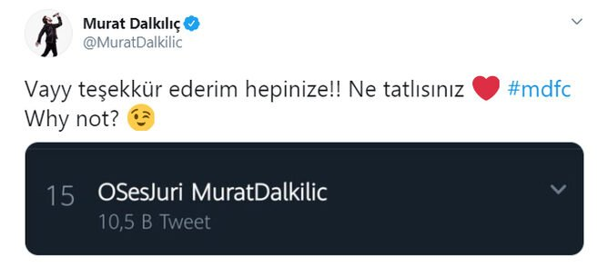 O Ses Türkiye 'de Murat Dalkılıç hareketliliği! 'Neden olmasın ' yanıtı geldi… Magazin