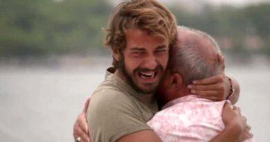 Sörvayvır'da duygusal anlar! Cemal Can'ın babası oğlunun dizlerindeki yaraları öptü