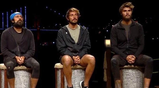 Sörvayvır 'da finale kimler kaldı? Sörvayvır yarı finalinde kim elendi?