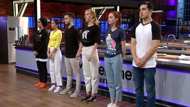 MasterChef Türkiye'nin ana kadrosuna giren 5. yarışmacısı da açıklandı