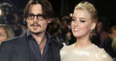 Amber Heard, Johnny Depp'e 100 milyon dolarlık dava açtı