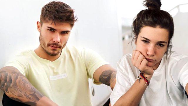 Barış Murat Yağcı, Nisa Bölükbaşı'nı öptü! Sosyal medyada yer yerinden oynadı