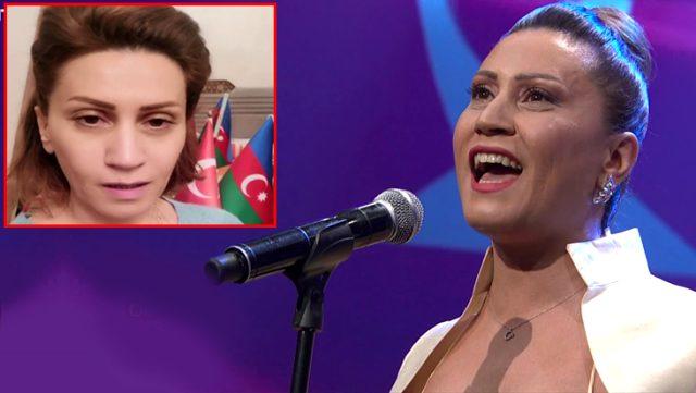 Çırpınırdı Karadeniz türküsü ile tanınan Azerin'den Türkiye mesajı: Allah razı olsun