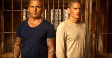 Dizinin başrol oyuncusu Dominic Purcell müjdeli haberi verdi! Prison Brekak'ın 6. sezonu geliyor