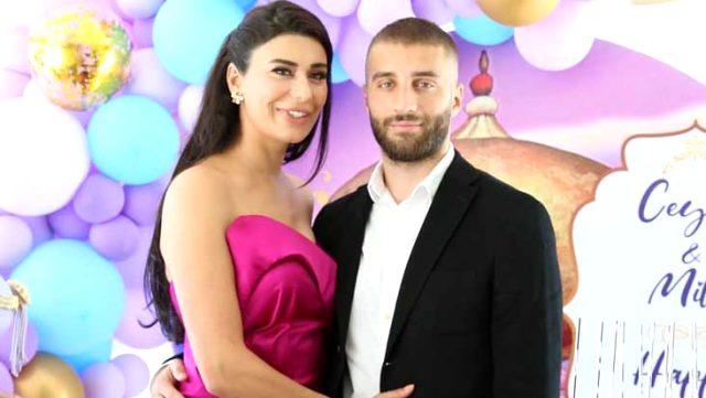 Doğum yapan Ebru Şancı, yanında uyuyan eşini ifşa etti: Sanki o doğurdu