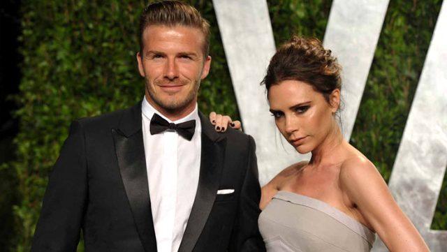 Dünyaca ünlü isim David Beckham, eşi Victoria Beckham'ın kalçalarının videosunu paylaştı