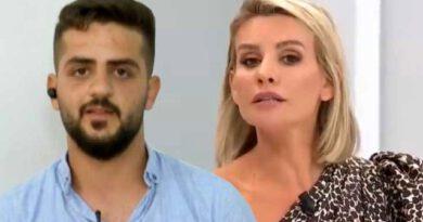 Eşini doğuma gönderip başka bir kadınla düğün yapan adamın savunması Esra Erol'u kızdırdı