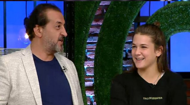 Eski Sörvayvır yarışmacısı Nisa Bölükbaşı, MasterChef Türkiye'ye konuk oldu