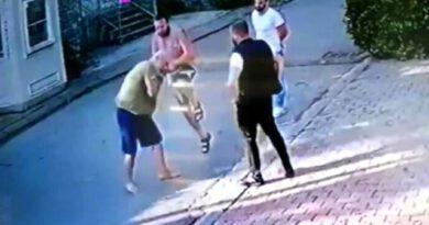 Komşusunu darp eden Halil Sezai'nin savcılık ifadesi ortaya çıktı: Sinirle bir kaç defa vurdum
