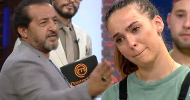 MasterChef'te tabağını yetiştiremeyen Tanya, Mehmet Şef'in sözlerinden sonra gözyaşlarına hakim olamadı