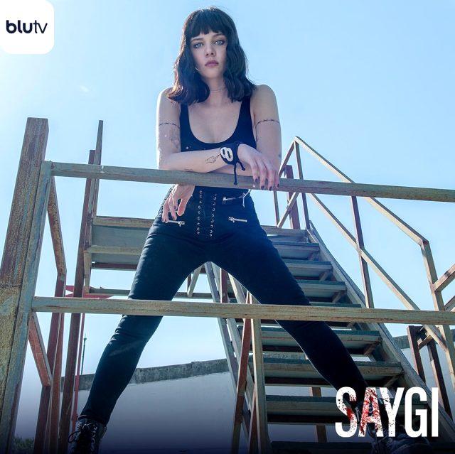 Oyuncu Miray Daner, yeni dizisi için imajını değiştirdi