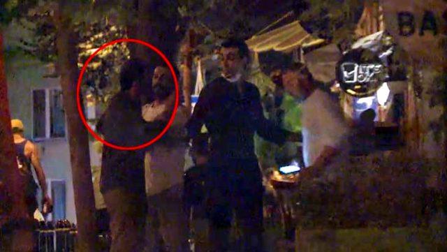 Oyuncu Ufuk Bayraktar'ın olaylı gecesi! Görüntülendiğini fark edince hakaretler savurdu