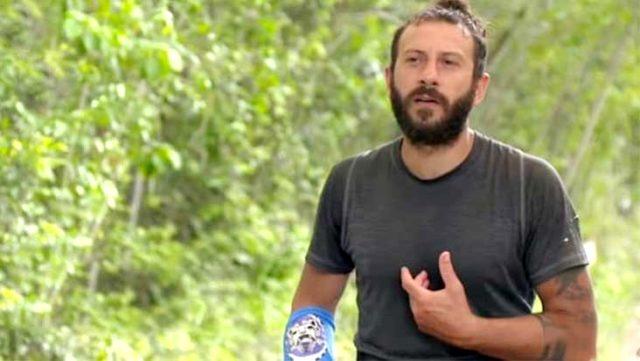 Sörvayvır yarışmacısı Ardahan Uzkanbaş, Tuğçe Ergişi ile aşk yaşamaya başladı
