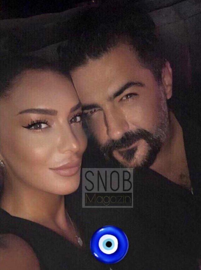 İşte oyuncu Celil Nalkaçan'ın yeni aşkı!