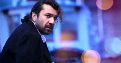 Ünlü şarkıcı Halil Sezai, film çekimi sırasında karakolluk oldu