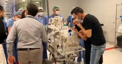 8 aylık kızı 7. kez ameliyat olan Sinan Özen, son durumu anlattı: Mecalimiz kalmadı