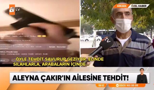 Aleyna Çakır'ın ölümünde şüpheli olan Ümitcan Uygun'dan dikkat çeken paylaşım! Çakır'ın ailesinin yaşadığı şehre kadar gitti