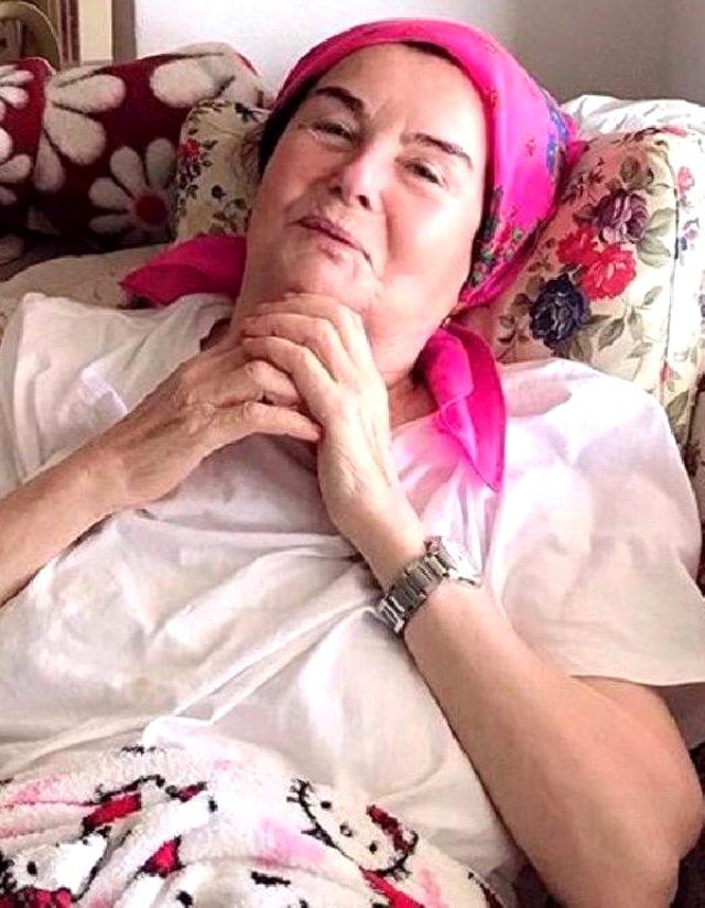 Beyin ameliyatı olan Yeşilçam'ın usta oyuncusu Fatma Girik, son halini paylaştı