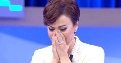 Canlı yayında, 11 yıl önce kaybettiği babasını hatırlayan Didem Arslan Yılmaz gözyaşlarını tutamadı