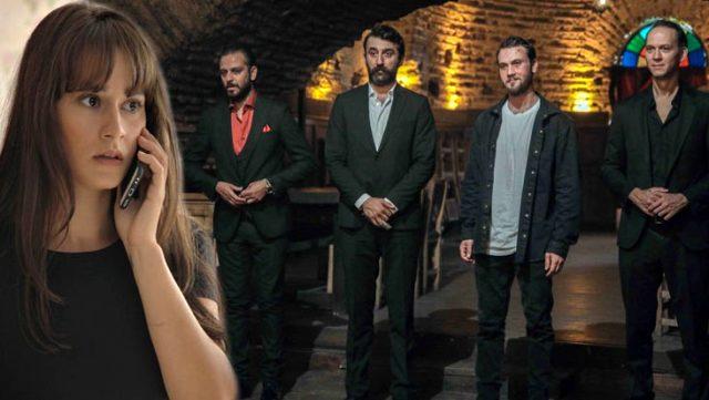 Çukur'da baba kızı canlandıran Öner Erkan ile Ece Yaşar'ın aşk yaşadığı iddia edildi