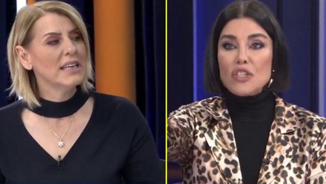 Deniz Akkaya ve Sevda Türküsev, görücü usulü evlilik konusunda canlı yayında birbirine girdi Magazin Sörvayvır 2020