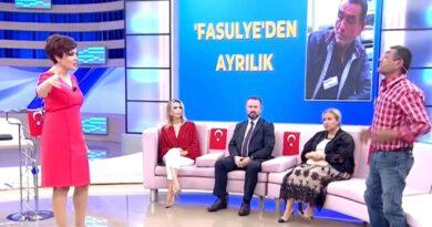 Didem Arslan Yılmaz, 30 yıldır eşine şiddet uygulayan adamı stüdyodan kovdu