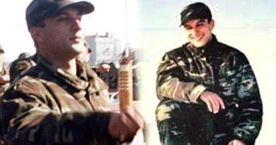Ermenistan Radyosu Serdar Ortaç'ın ardından Tarkan'ı da öldürülen Azerbaycan askeri olarak servis etti