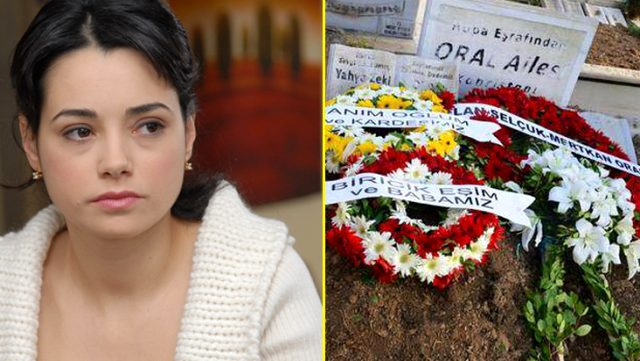Eşinin ani ölümüyle yıkılan Özgü Namal, iki çocuğuna babalarının vefat ettiğini söyleyemedi