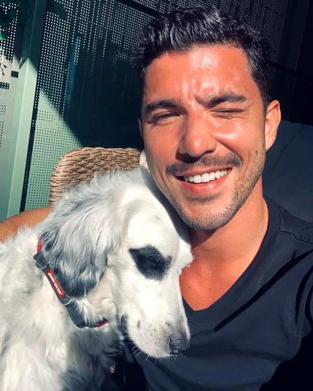 Hadise, 'Kaan Yıldırım'la ayrıldı ' iddialarına sevgilisinin köpeği ile yanıt verdi