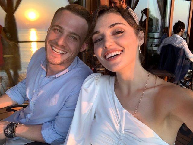 Hande Erçel ve Kerem Bürsin, Kim daha çabuk evlenir? sorusuna cevap veremedi