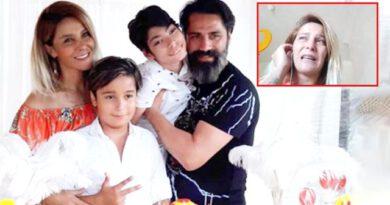 Koronavirüse yakalanan Çılgın Sedat'ın karısı canlı yayında gözyaşlarına boğuldu: Engelli oğluma kim bakacak