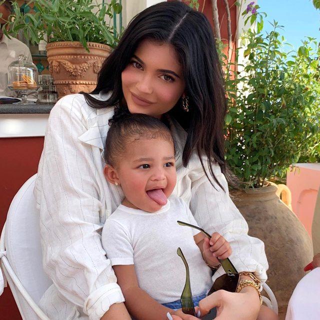 Kylie Jenner, 2 yaşındaki kızına 93 bin TL değerinde çanta aldı