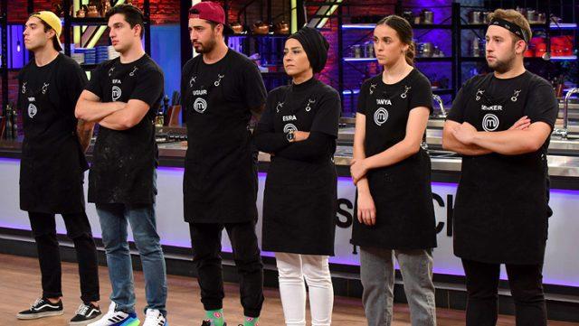 MasterChef Türkiye'den elenen yarışmacı gözyaşları için veda etti Magazin Sörvayvır 2020