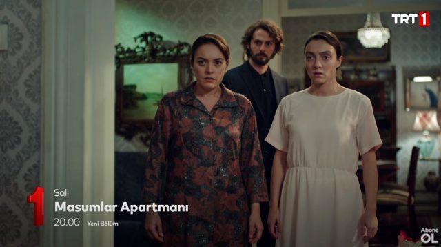 Masumlar Apartmanı'nın 6. bölüm fragmanı yayınlandı! Han, İnci'nin babasını mı öldürdü? Magazin Sörvayvır 2020