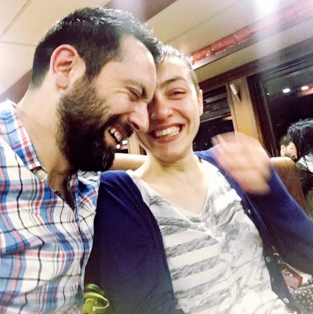 Masumlar Apartmanı oyuncusu Merve Dizdar'ın eşi ünlü oyuncu çıktı