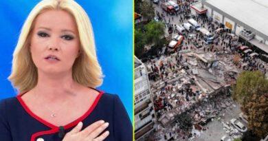 Müge Anlı, İzmir'deki depremzedeler için Mobil Aşevi gönderdi