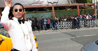 Nusret'in mekanının önündeki kuyrukla ilgili bomba iddia: Kişi başı 3 bin lira ödeniyor