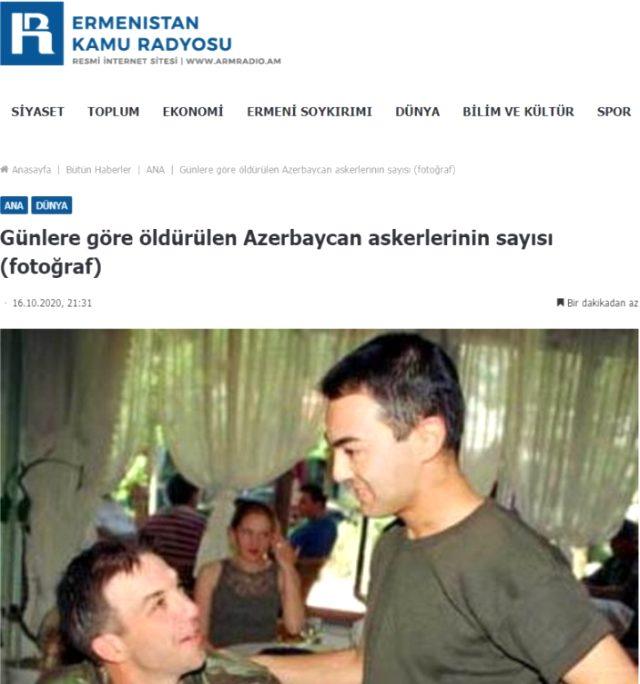 Propagandanın böylesi! Ermenistan ordusuna Serdar Ortaç'ı öldürttüler Magazin Sörvayvır 2020