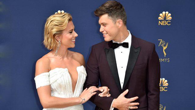 Scarlett Johansson, komedyen Colin Jost ile evlendi Magazin Sörvayvır 2020