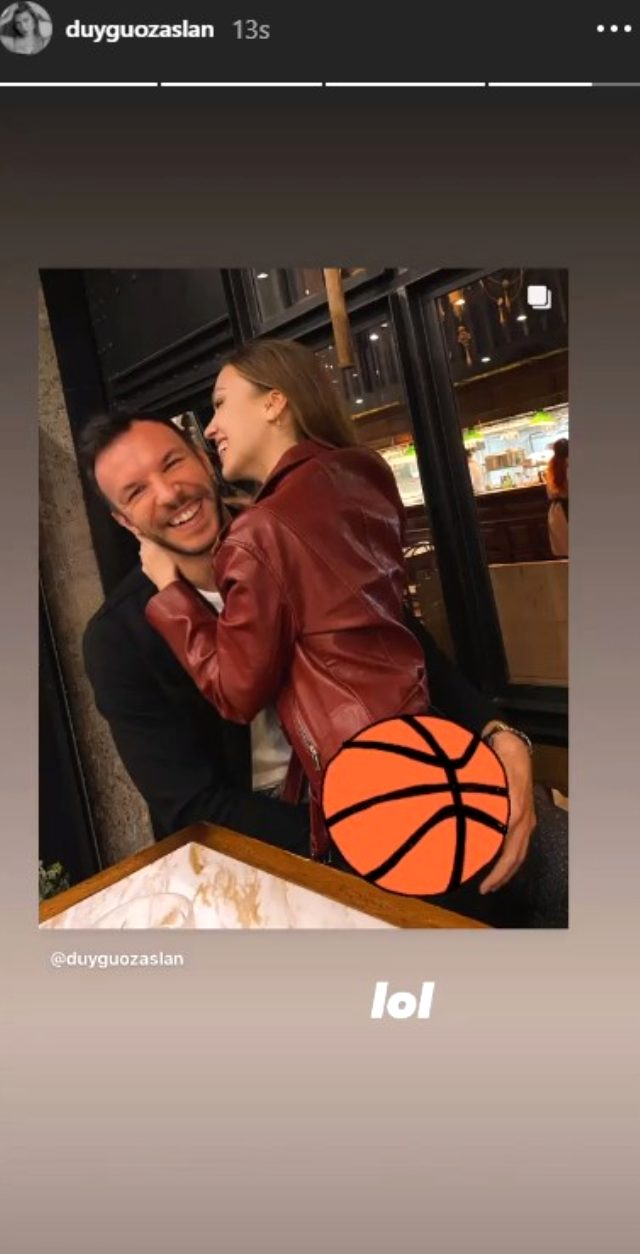 Sevgilisiyle samimi pozlarını paylaşan fenomen Duygu Özaslan, eleştirileri tiye aldı Magazin Sörvayvır 2020