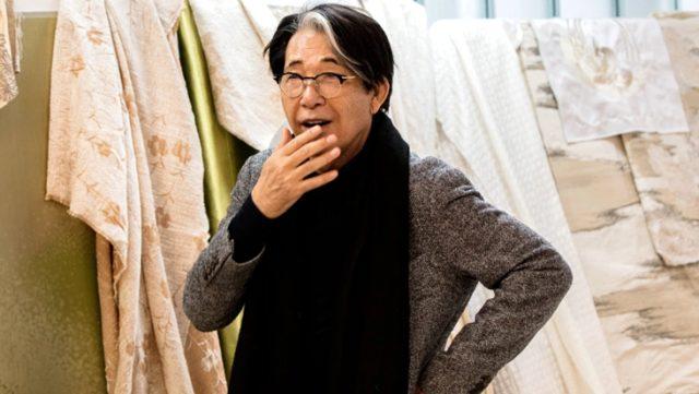 Ünlü modacı Kenzo Takada, koronavirüs nedeniyle hayatını kaybetti