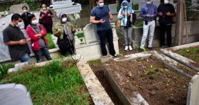 Usta oyuncu Hikmet Karagöz, birkaç yakınının katıldığı törenle sessiz sedasız defnedildi