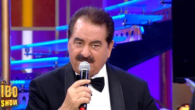 """9 yıl sonra başlayan İbo Show'da İbrahim Tatlıses ekranlara """"Haydi Söyle"""" şarkısı ile döndü Magazin Sörvayvır 2020"""