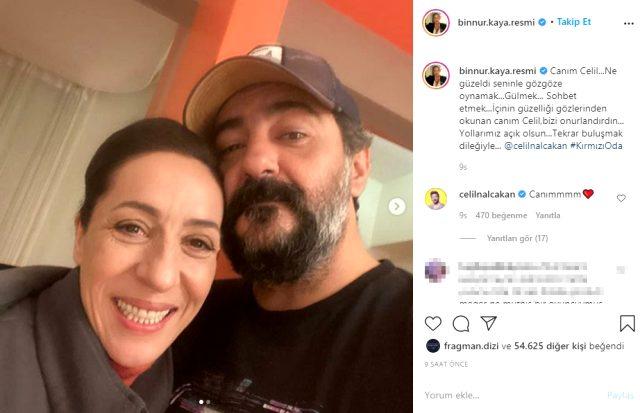 Başarılı oyuncu Celil Nalçakan, Kırmızı Oda dizisinden ayrıldı Magazin Sörvayvır 2020
