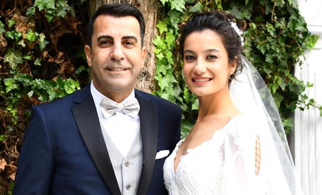 Emre Karayel ile Gizem Demirci evlendi, nikahta herkes gülme krizine girdi Magazin Sörvayvır 2020