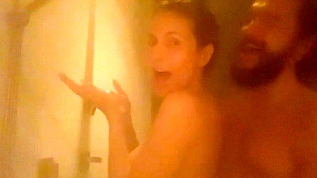 Heidi Klum, kendisinden 16 yaş küçük sevgilisiyle banyo videosunu paylaştı Magazin Sörvayvır 2020